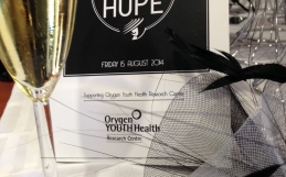 MISTER FOX PARTNERS WITH HOT'S FOR HOPE!