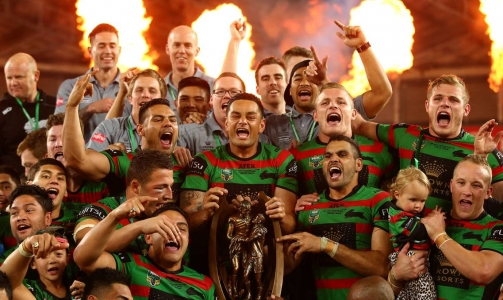 Crush Wines becomes the Official Wine partner of the South Sydney Rabbitohs!
